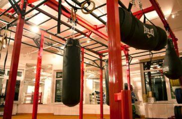 Зал боевых искусств 2