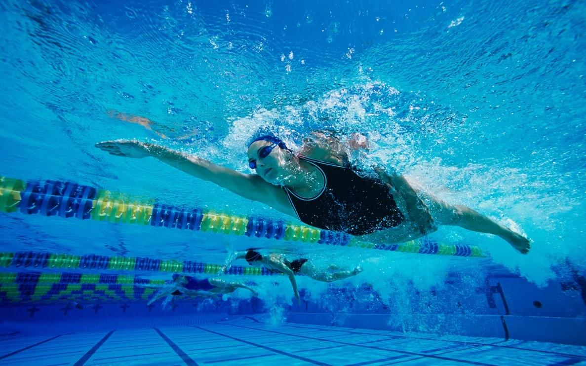 Swimming beg