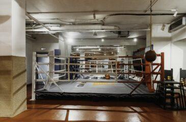 Зал боевых искусств 3