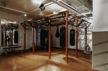Зал боевых искусств 1